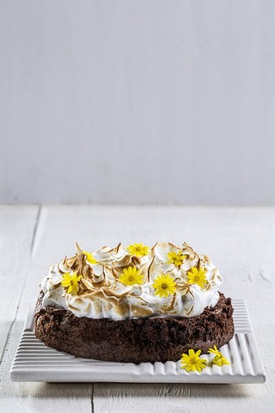 עוגת שוקולד נפלאה ללא גלוטן