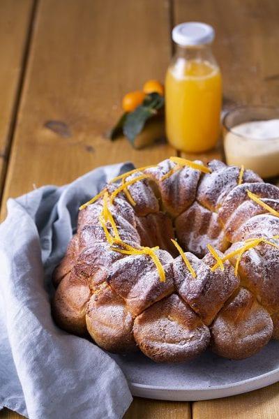 לחם קופים תפוז
