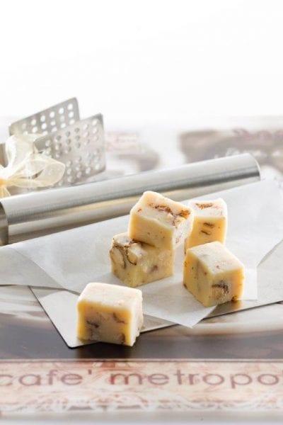 פטיפור שוקולד לבן בשלושה מרכיבים