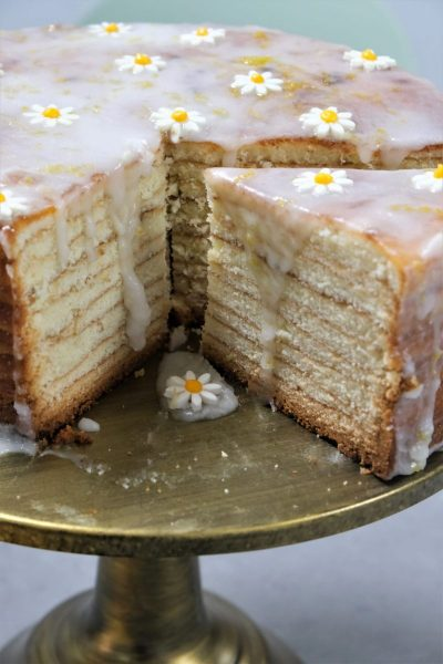 עוגת עץ baumkuchen