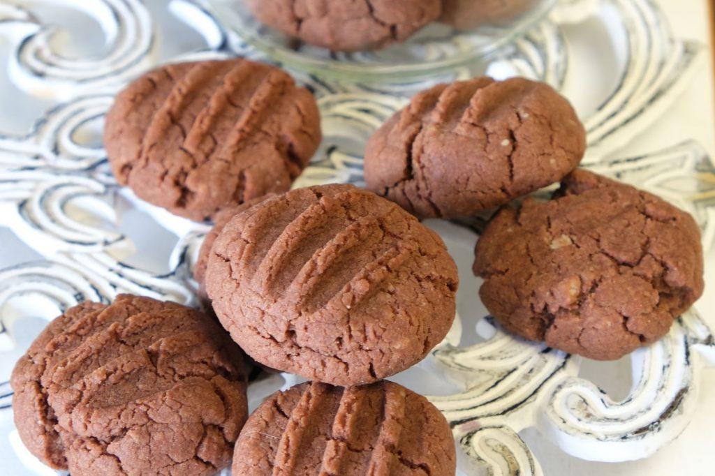 עוגיות שוקולד מהירות